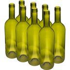 Butelka na wino 0.75 l 8 szt. BROWIN