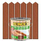 Lakierobejca do drewna SATIN FINISH 2,5 l BONDEX