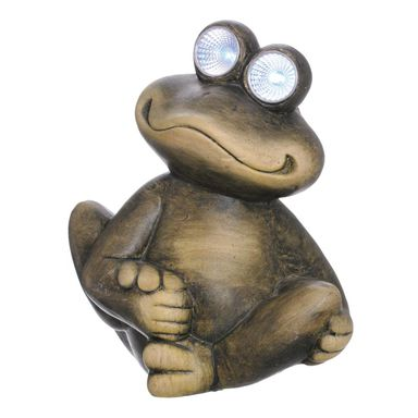 Lampa solarna żaba ŻABA JUMI