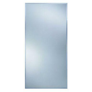 Lustro łazienkowe bez oświetlenia PROSTOKĄTNE 80 x 50 cm DUBIEL VITRUM