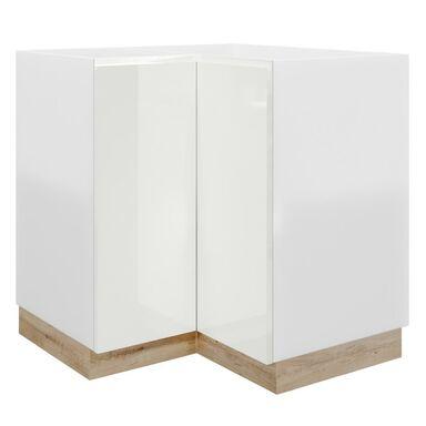 Szafka kuchenna stojąca Aspen 90 cm kolor biały