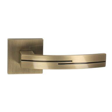 Klamka drzwiowa na rozecie FLODEN Patyna INSPIRE