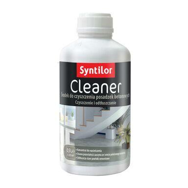 Środek do czyszczenia posadzek betonowych CLEANER 0.5 l SYNTILOR