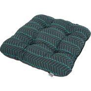 Poduszka na siedzisko 38 x 38 x 8 cm ELLEN antracytowa PATIO
