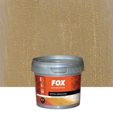 PATYNA METALICZNA 0,3 l l Star gold FOX