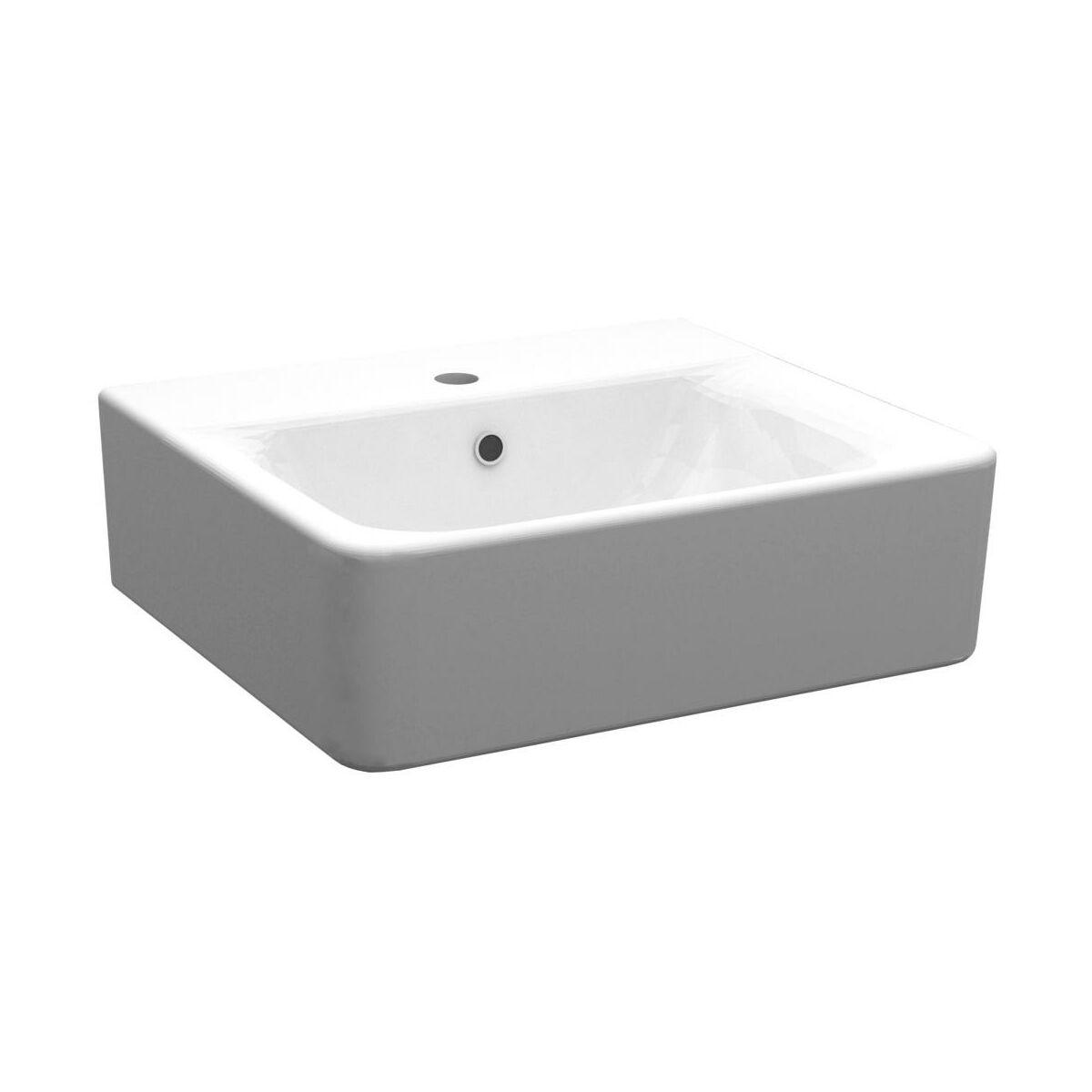 umywalka connect cube umywalki w atrakcyjnej cenie w sklepach leroy merlin. Black Bedroom Furniture Sets. Home Design Ideas