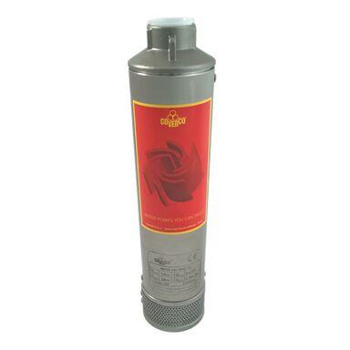 Pompa głębinowa bez silnika SN 406/6 do silnika o mocy 750 W 9000 l/h COVERCO