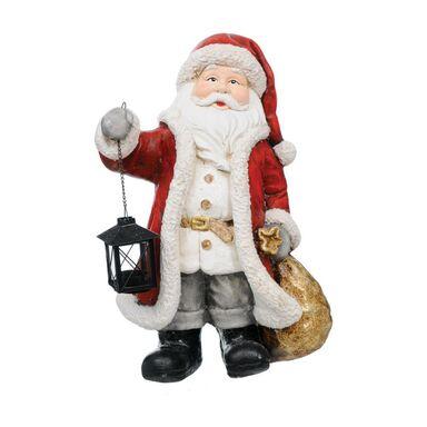Mikołaj stojący 47 cm 1 szt. czerwony