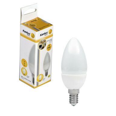 Żarówka LED E14 (230 V) 3 W 230 lm Ciepła biel KANLUX