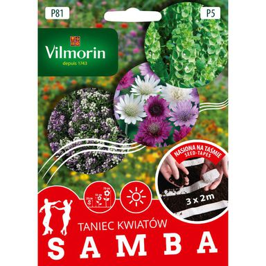 Mieszanka kwiatów SAMBA VILMORIN