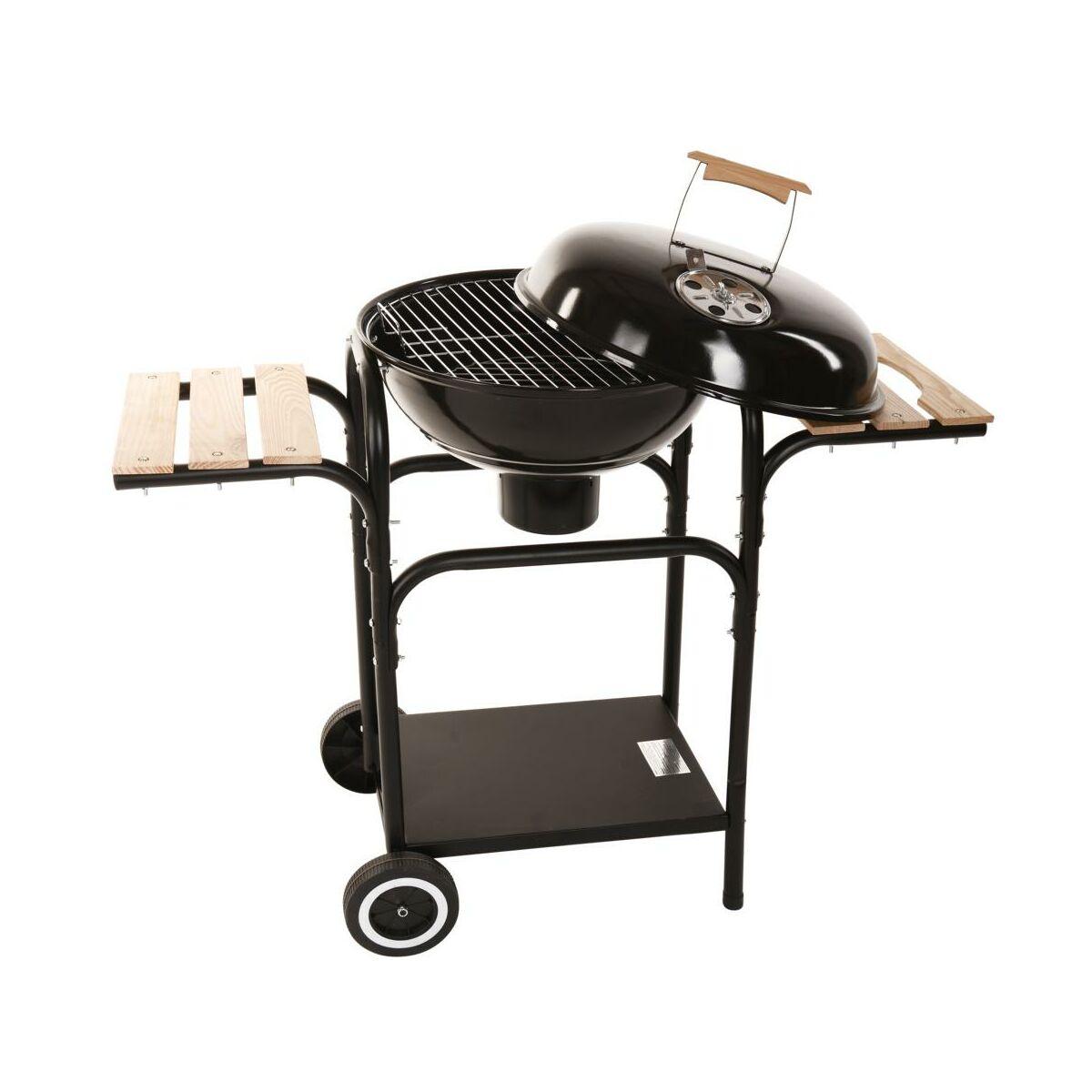 Grill węglowy śr. 43 cm MIR270 BBQ LINE