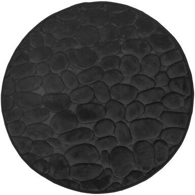 Dywanik łazienkowy Bellarina Czarny 60 x 60 Duschy