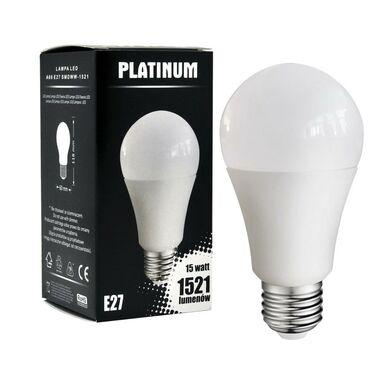 Żarówka LED E27 (230 V) 15 W 1521 lm Ciepła biel POLUX