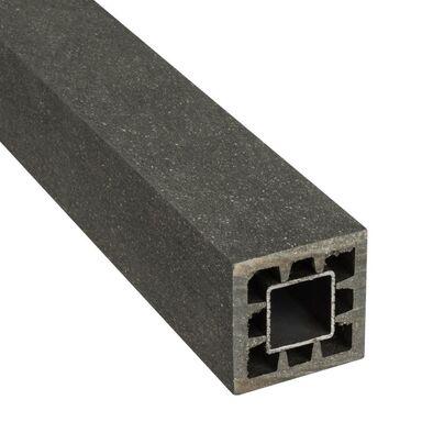Kantówka kompozytowa WPC ANTRACYT 6x6x105 cm WINFLOOR
