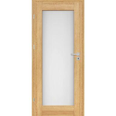Skrzydło drzwiowe BELVI Dąb polski 80 Lewe NAWADOOR