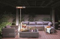 Ogrzewacz elektryczny na taras i balkon