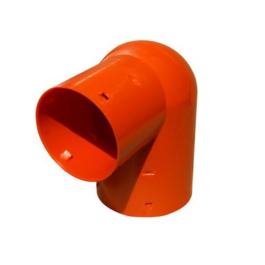 Kolanko spustowe 100/100/90 SCALA PLASTICS