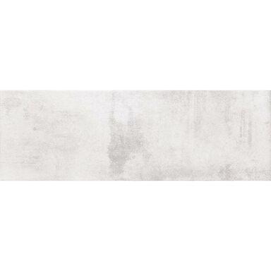 Gres szkliwiony ASCETIC BIALY 20 X 60 CERAMIKA GRES