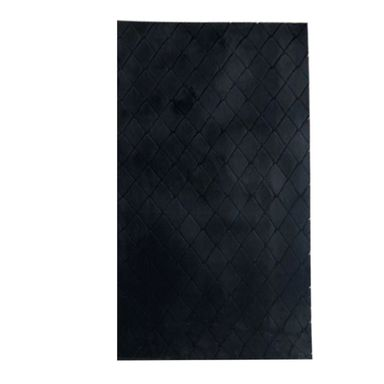 Dywan shaggy Modena czarny 120 x 160 cm