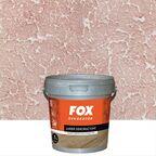 Lakier dekoracyjny 1 l Bezbarwny Mat FOX