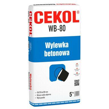 Beton WB-80 5 kg CEKOL