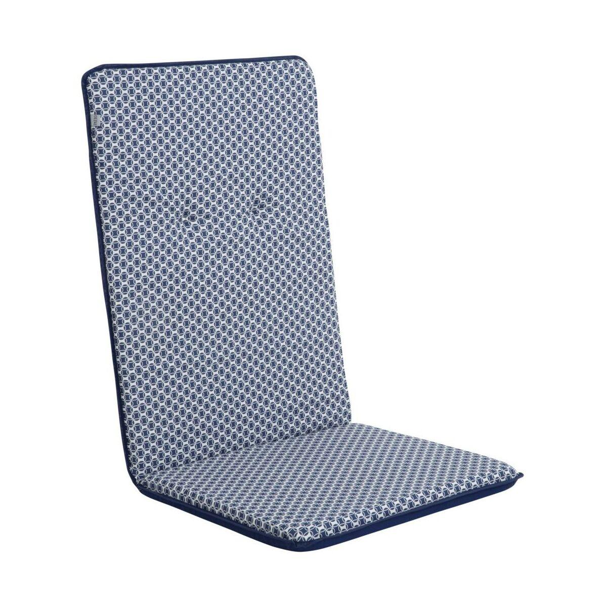 Poduszka Na Krzeslo 50 X 115 X 4 Cm Mona Granatowa Patio Poduszki Na Meble Ogrodowe W Atrakcyjnej Cenie W Sklepach Leroy Merlin