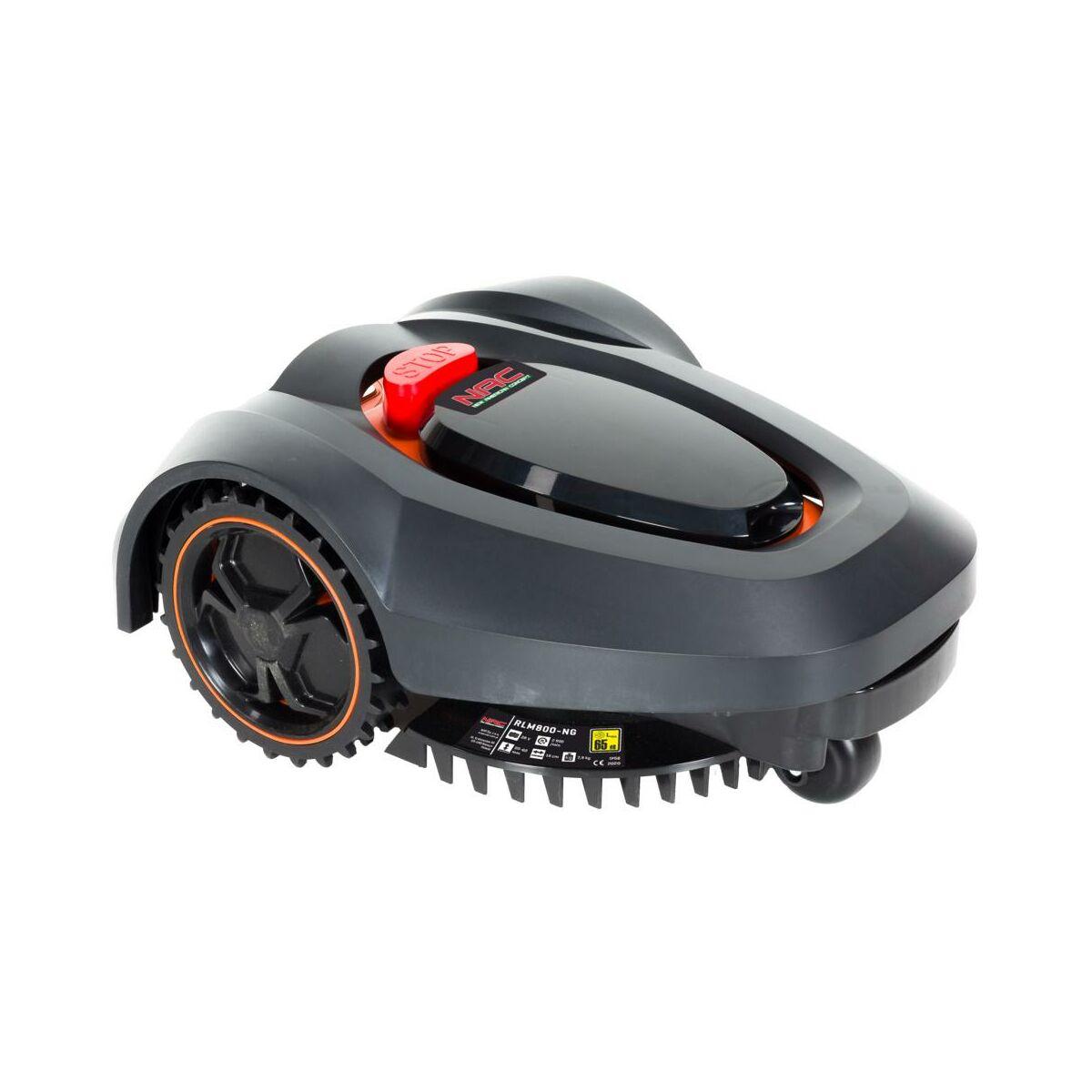 Robot Koszacy Nac Rlm800 Ng Roboty Koszace W Atrakcyjnej Cenie W Sklepach Leroy Merlin