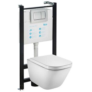 Zestaw podtynkowy WC GAP ROCA