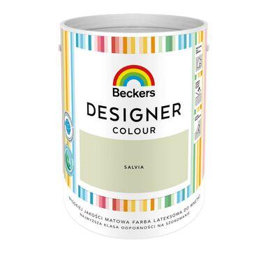 Farba wewnętrzna DESIGNER COLOUR 5 l Salvia BECKERS