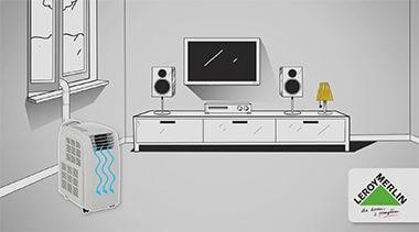Klimatyzator monoblokowy