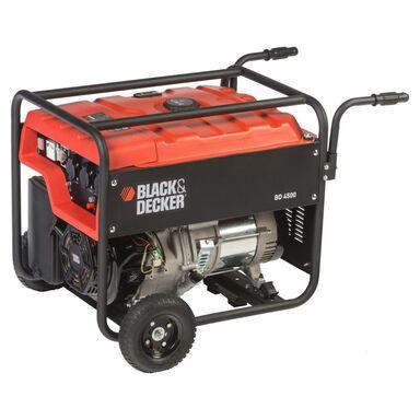Agregat prądotwórczy BD 4500  moc4,5 kW BLACK & DECKER
