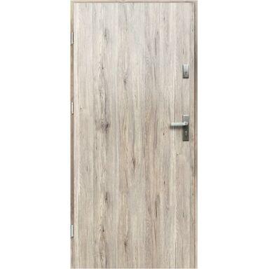 Drzwi wejściowe ARTEMIDA Popielate 90 Lewe OK DOORS TRENDLINE