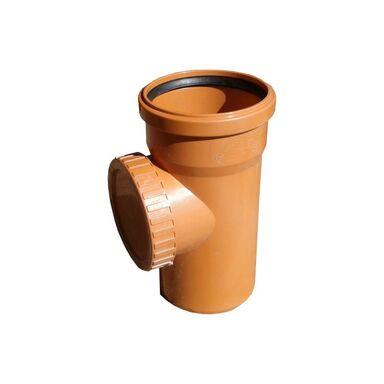 Rewizja do kanalizacji zewnętrznej 110 mm PESTAN