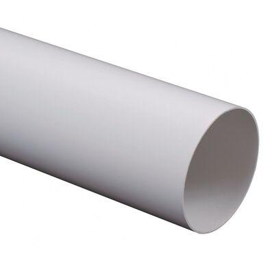 Kanał wentylacyjny okrągły OKRĄGŁY 100 mm  1.5 m EQUATION