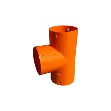 Trójnik drenarski 100 x 100 mm 90° AGRO-DREN