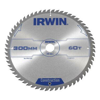 Tarcza do pilarki tarczowej 300MM/60T/30 śr. 300 mm  60 z IRWIN