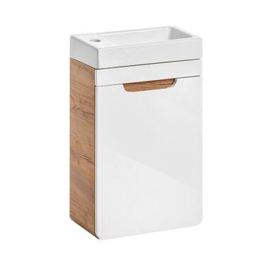 Zestaw mebli łazienkowych z umywalką 40 ARUBA COMAD