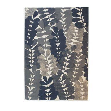 Dywan SCANDINAVIA niebiesko-beżowy 120 x 170 cm