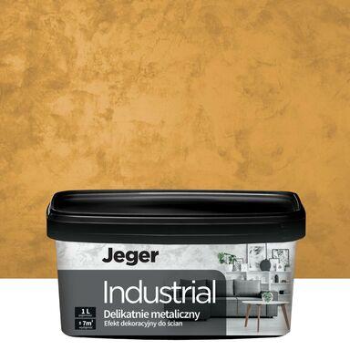 Efekt dekoracyjny INDUSTRIAL 1 l Gold JEGER