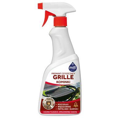 Preparat czyszczący Grille, kominki 555 ml