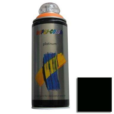 Spray PLATINUM Czarny0,4 l  DUPLI- COLOR