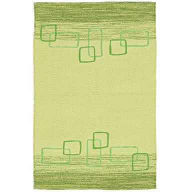 Dywan PERLITA zielony 50 x 80 cm