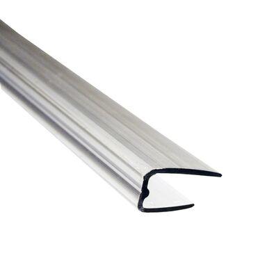 Profil zamykający U do poliwęglanu komorowego 6 mm 2.1 mb ROBELIT