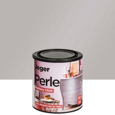 Farba do mebli PERLE 0.5 l Kwarc Perłowy blask JEGER