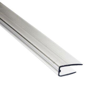 Profil zamykający U do poliwęglanu komorowego 4 mm 2.1 mb ROBELIT