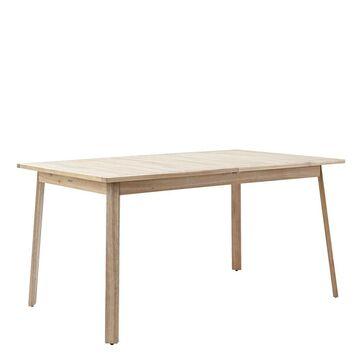 Stół ogrodowy SOLIS 90 x 150/200 cm drewniany NATERIAL