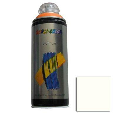 Spray PLATINUM Biały0,4 l  DUPLI- COLOR