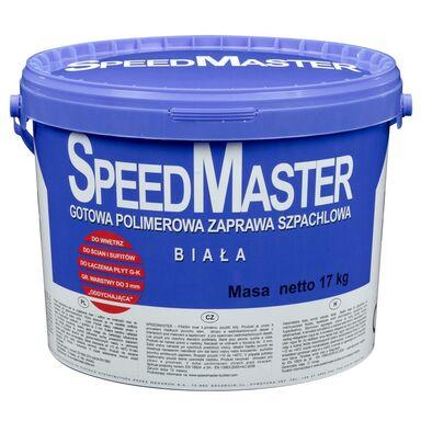 Gotowa masa szpachlowa POLIMEROWA 17 kg SPEEDMASTER