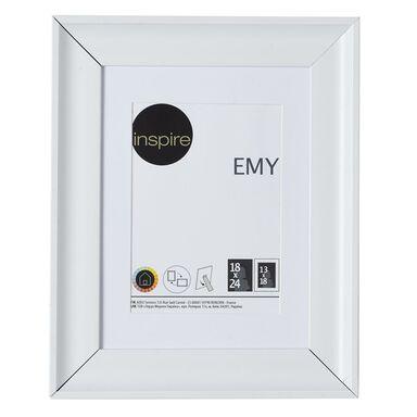 Ramka na zdjęcia EMY 18 x 24 cm biała INSPIRE