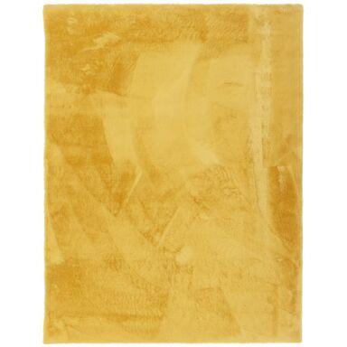 Dywan shaggy RABBIT NEW żółty 60 x 120 cm